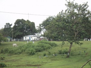 School in Kahhabila, Nicaragua